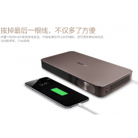 供应 郑州极米Z4爵色智能投影仪家用高清3D无线wifi微型投影机 郑州专卖店