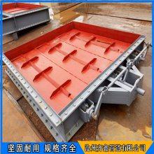齐鑫供应电动双轴双百叶挡板门 烟气脱硫系统的脱硫挡板门类型及其应用