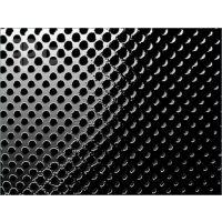 幕墙装饰冲孔网 铝板装饰网 冲孔板