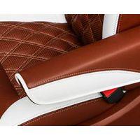 汽车电动座椅改装价格多少钱丨商务车航空椅功能:真皮包覆、通风、按摩、加热、旋转