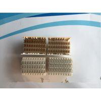 ERNI恩尼垂直式3对型60针高速公连接器973027