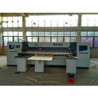 金泓宇高速重型电子锯PC板 PS板专用电子开料锯MJ-330木工机械设备厂家直供