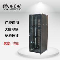 四川狼图腾机柜33U豪华型服务器机柜品质保证