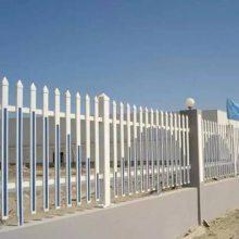 河北邯郸邯郸锌钢浸塑围墙护栏pvc