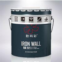 外墙翻新涂料 建筑外墙翻新神器 可直接在旧墙面施工 施工性刮涂无障碍 耐水性96小时无异常-数码彩