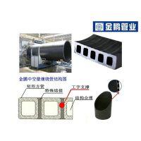 河南HDPE缠绕管_中空壁缠绕管_金鹏管业安全可靠