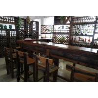 老船木茶桌现代中式客厅茶台实木船舵马赛克功夫茶桌泡茶桌椅组合