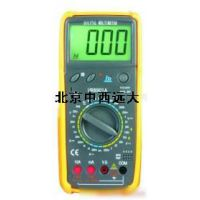 中西 机械保护式数字万用表 型号:SH3-UR8901A库号:M391741