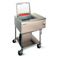 代理原装瑞士MOREILLON GOLIATH-2000 TYPE B不锈钢商用单速银器抛光机