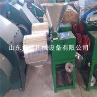 粮食加工专用锥形磨面机 振德牌 谷物磨粉机 小麦面粉机 直销