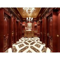 重庆中创E家实木门厂家直销红色古典橡木整套门、烤漆门、生态门、推拉门、衣柜门