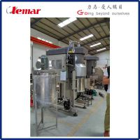 常州力马-SP-1.5系列立式无轴封无筛网砂磨机、陶瓷研磨机生产厂家