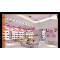 河北六韬展柜厂专业生产订做鞋架 鞋柜 专卖店名鞋展柜
