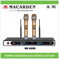 MACARDEN 麦卡顿KTV包房UHF无线麦克风MC-8099
