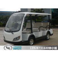 朗晴电动车8座电动观光车豪华版LQY083A