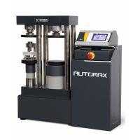 建科科技供应Controls AUTOMAX全自动水泥压缩/弯曲试验机