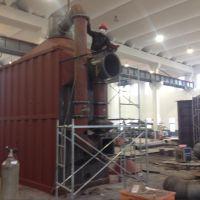 安琪尔工业废气吸附装置 喷涂净化催化燃烧炉 汽车废气处理设备