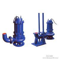 离心排污泵_WQJY型号搅匀型潜水污水泵
