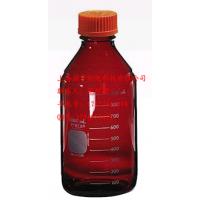 CORNING康宁PYREX棕色玻璃试剂瓶储存瓶