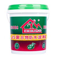 供应家实多JSD-102防水涂料_JS聚合物防水涂料双组份