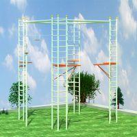 户外拓展设备包括高空三面体、高空四面体