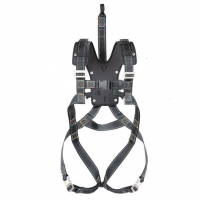 霍尼韦尔 双挂点全身安全带配有定位腰带