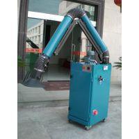 祥云直销郑州移动式单臂焊烟除尘设备可旋转臂长3米价格
