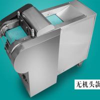 食品加工机械 巴南切菜机价格 白菜切块机