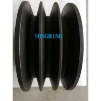 SPC160锥套皮带轮-3槽-2517SONGMING上海松铭