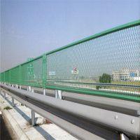 绿色高速护栏防眩网定制 新型公路护栏网厂家