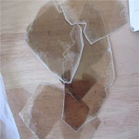 驰霖出售优质天然云母片 耐高温绝缘材料 规格尺寸可加工定制