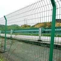 廊坊公路隔离栅 高速公路防护铁丝栅栏