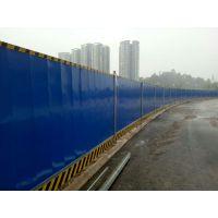 河南郑州围挡生产厂家现货直销彩钢板市政抢修隔离围挡 临时彩钢隔离围挡 市政工程围挡 恒跃工厂
