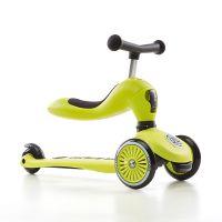 一车三用的儿童滑板车,无需工具即可转换