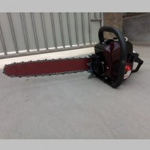 大马力铲头挖树机 启航牌铲头式手提挖树机 链条式汽油移植机