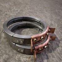 单梁吊电动葫芦导绳器 加厚红板生铁导绳器5T 亚重 钢丝绳行车排绳器