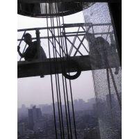 广州幕墙维修换胶玻璃漏水补漏重新打胶胶老化脱落公司
