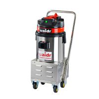 小型电瓶式工业吸尘器WD-1570塑粉车间用吸尘器威德尔直销