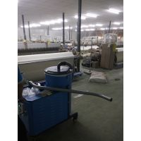 大型羊毛衫厂用工业吸尘器吸地面绒毛纤维用吸尘机威德尔厂家直销