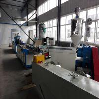 PVC包覆生产线 PE包塑生产线 金属包塑挤出机设备