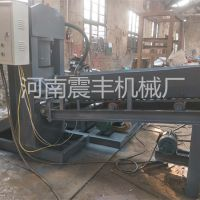液压立式压断机 废旧建筑钢管压断机 工地用钢管切断机震丰机械厂家推荐