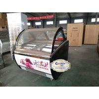 冰淇淋展示柜】冰淇淋展示柜尺寸 冰淇淋展示柜选择