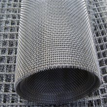 热镀锌轧花网 盘条轧花网 养猪编织网