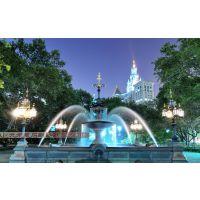现代城市喷泉 景观水钵尺寸样式 优质水钵石材厂家批发