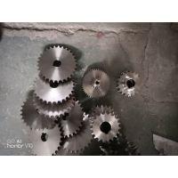 不锈钢304链轮4分5分6分小节距单排双排链轮可非标定制
