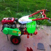 新款小型玉米播种施肥机械  柴油播种机 施肥播种机 厂家直销