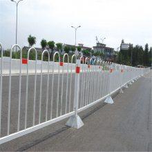 道路中心隔离护栏 带广告牌隔离栏 草坪花坛护栏
