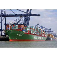 福建厦门到天津海运集装箱内贸运输公司