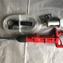 天德立QCZ-1型气动冲击钻 安装螺丝用风动钻机 矿用气锤气动锤