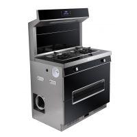 厂家直销集成灶代理全家乐一体环保灶厨卫电器加盟家用集成灶
